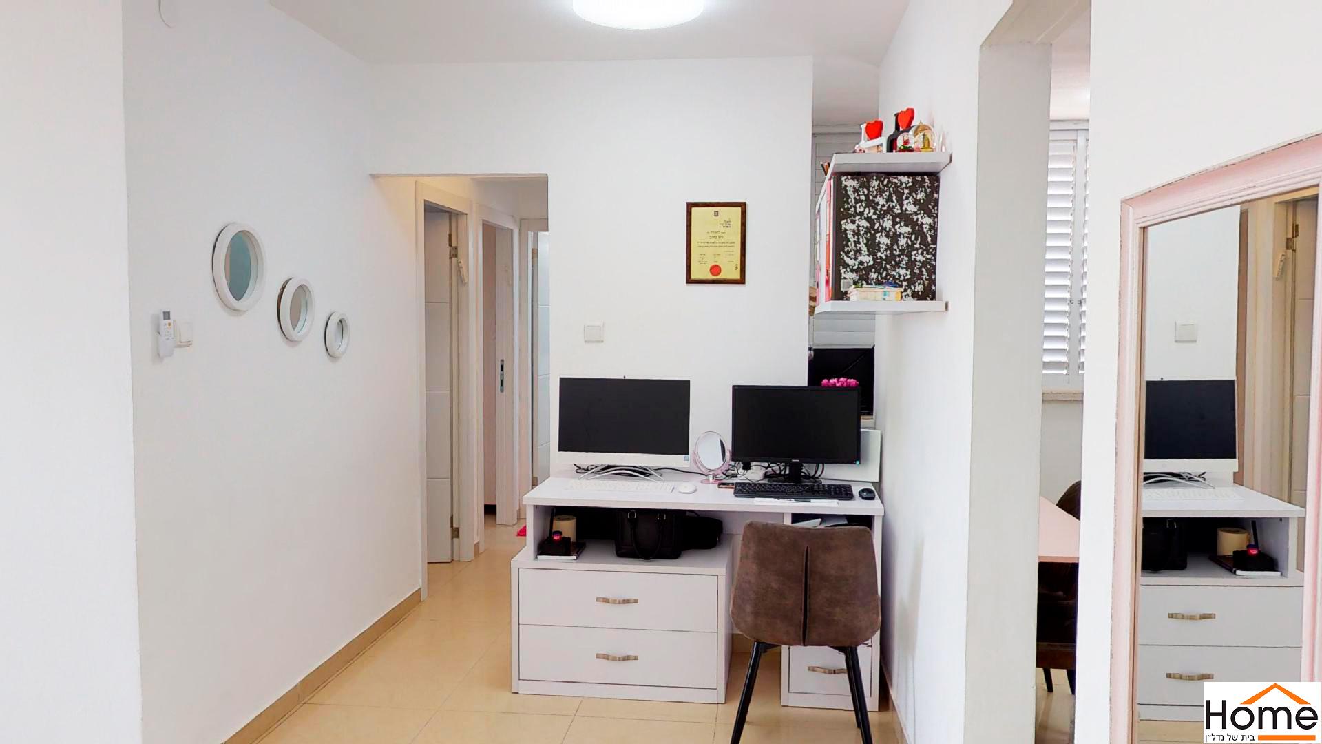 תוכנית הדירה לנכס מספר 12