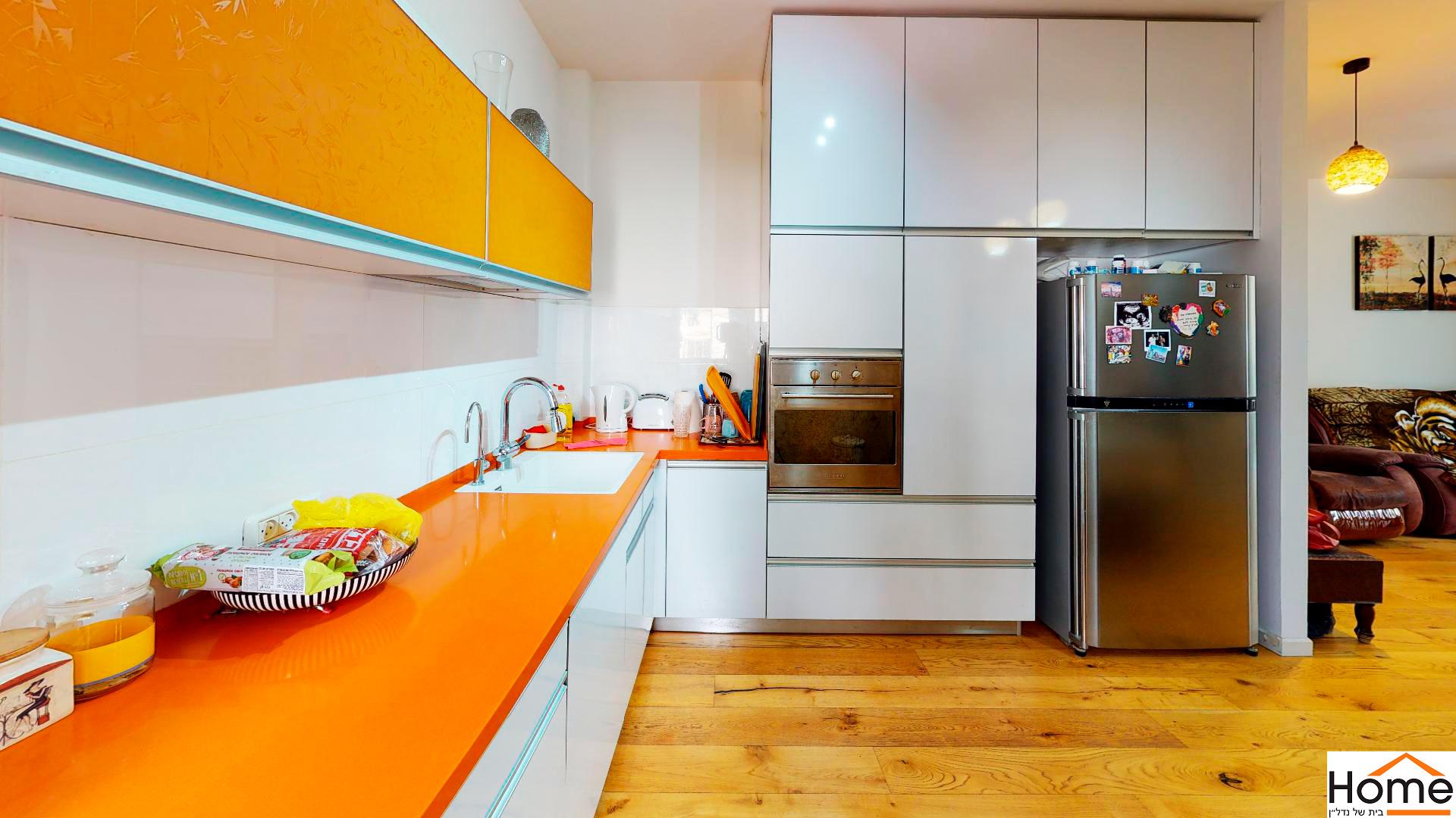 תוכנית הדירה לנכס מספר 4